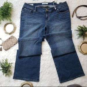 Torrid Relaxed Bootcut Jeans